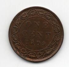 Canada - 1 Cent 1899