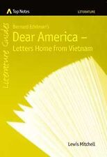 Top Notes (Lit): Berbard Edelman's DEAR AMERICA - Letters Home from Vietnam