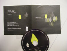 SEVERIN Everything Breaks EP – 2011 UK CD PROMO - Electronic - BARGAIN!