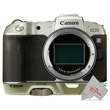 Canon EOS RP Mirrorless Digital Camera Body Gold with EG-E1 Extension Grip