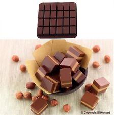 Stampo Silicone TOFFE Silikomart Cioccolatini Cioccolato Caramella Sm11 mshop