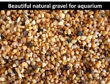 beautiful natural gravel aquarium design fish tank decor aquarium Gravel Stones