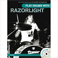 Play Drums With... Razorlight - Sheet Music, CD, Very Good,  Book
