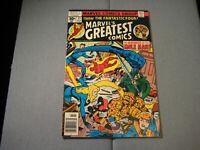 Marvel's Greatest Comics #71 (Marvel, 1977) MID GRADE