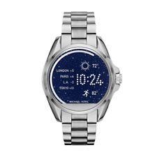 Display Michael Kors Access Unisex Bradshaw Stainless Steel Smart Watch MKT5012