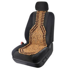 Wooden Beaded Car Seat Cushion Comfortable Massage Chair Support Auto Truck SUV