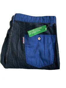 United Colors of Benetton! Gr.52 BEN CAPTAINROCK Jeans.