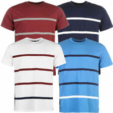 Pierre Cardin Short Sleeve Striped T-Shirts for Men