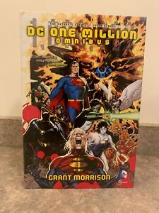 DC ONE MILLION OMNIBUS by Grant Morrison BRAND NEW, FACTORY SEALED