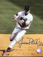 Jason Phillips Autographed 8x10 Baseball Photo