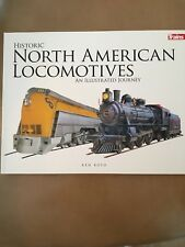 Historic North American Locomotives By Ken Boyd-NEW