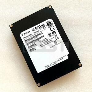 "Toshiba Enterprise MK1001GRZB SDFAA02 2.5"" SAS SLC SSD 100GB Solid State Drive"