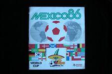 Panini WM Mexico 86 komplett mit allen Stickern