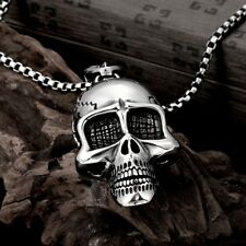 Pirate Necklace  Skull and crossbones  Jolly jewelry gift Captain
