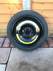 VOLKSWAGEN GOLF POLO CADDY LUPO SPACE SAVER WHEEL 14'' 6N06010256 NEW TYRE