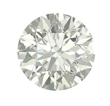 ONE MOISSANITE 4.5mm .30ct Round Brilliant Cut Loose Genuine Moissanite Gemstone