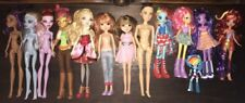 Mixed LOT Dolls MONSTER HIGH My Scene My Little Pony EQUESTRIA Girl LIV Toy