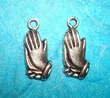 Pendant Hands Charm Praying Hands Charm Singing Charm Applause Music Prayer