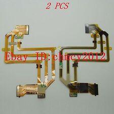 2pcs FP-659 LCD Flex Cable For SONY HDR-HC5E HDR-HC7E HC9E SR10E SR210E SR220E