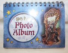 NEW, SEALED 2000   HARRY POTTER STORY BOOK PHOTO ALBUM MIRROR OF ERISED