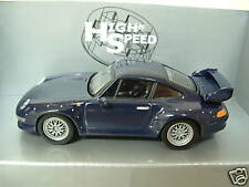 Porsche 911 GT2 1996 High Speed 1:43 diecast model car fender flares HF9228W