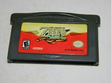 The Legend of Zelda: The Minish Cap Game Boy Advance GBA worn