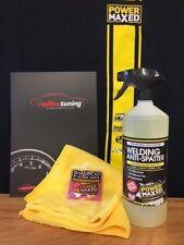 Power Maxed Welding Anti Splatter 1 litre+Free Micro fibre,Shampoo & Ultra Wax