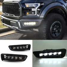 Fit 2017-2018 F-150 Raptor Perfect Fits Extreme Bright 5-LED Projector Fog Lamps
