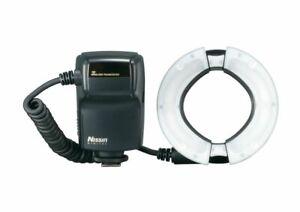 Nissin MF18 Ringblitz Nikon Macro Generalüberholt leichte Gebrauchsspuren