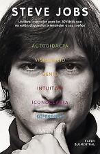 Steve Jobs : Un Libro Inspirador para Los Jovenes Que No Estan Dispuestos a...