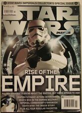 STAR WARS INSIDER MAGAZINE..#72 JAN 2008...RISE OF THE EMPIRE