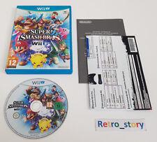 Nintendo Wii U - Super Smash Bros - PAL