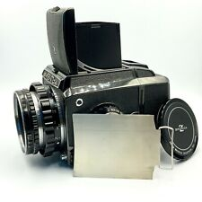 【EXC+++++】Zenza Bronica S2A  late Model  wt  NIKKOR P 75mm F2.8  from JAPAN