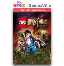 Lego Harry Potter (Years 5-7) Steam Key Game Digital Download Code [EU/US/MULTI]
