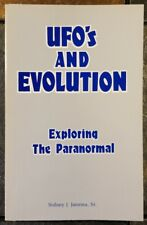 UFO's and Evolution by Sidney Jansma - Creationist Look at Scientific Fallacies