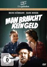 Man braucht kein Geld (1931) - Heinz Rühmann & Hans Moser - Filmjuwelen [DVD]