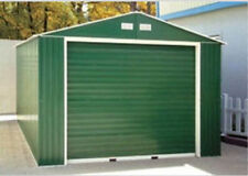 Metal Garage - 12' x 20' - Roll Up Door - 10 Year Warr - Includes Foundation kit