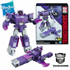 Transformers Generations Decepticon Shockwave Robot Cyber Battalion Model Figure