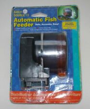 Daily Double AUTOMATIC FISH FEEDER Safe, Accurate, Easy! Cat # DDAF2
