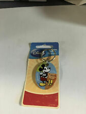 K) Vintage 1928 Mickey Mouse Walt Disney Character House Office Key Ring