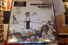 De La Soul And the Anonymous Nobody 2xLP sealed vinyl