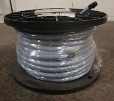 New Electrical Wire 18 Awg 12 Cond. Gray 600v Length Approx. 110 Ft 18740Isu