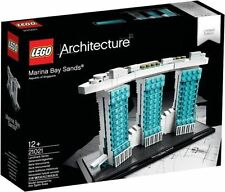 LEGO Architecture 21021 Marina Bay Sands Limited Edition Brand New Sealed Set