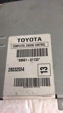 2005 Toyota Matrix 1.8 auto ecm ecu computer 89661-01133