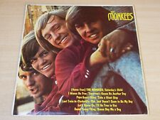EX- !! The Monkees/Self Titled/1966 Colgems/RCA Victor LP/Mono
