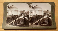 Campo Santo, Genoa's Palace of the Dead, Italy 1900 – Stereoview Slide Underwood