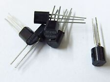 10 unidades-bf410b-Low Noise N-CH J-FET-Philips to92 rauscharm 20ma 30v 0,3w