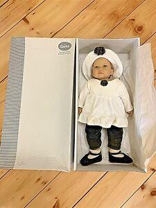 Gotz Baby Doll LILLY II By Tara Heath Adorable Girl Baby Doll In Original Box.