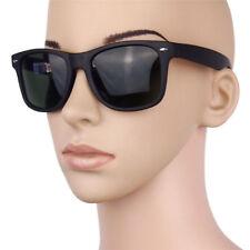 Men Women Wild  Black UV400 Outdoor Sport Driving Sunglass Glasses