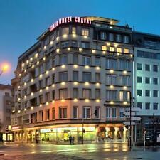 Luxemburg Kurzreise 2 Personen Urlaub Grand Hotel Cravat Gutschein 5 Tage